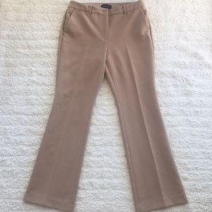 TALBOTS tan trousers